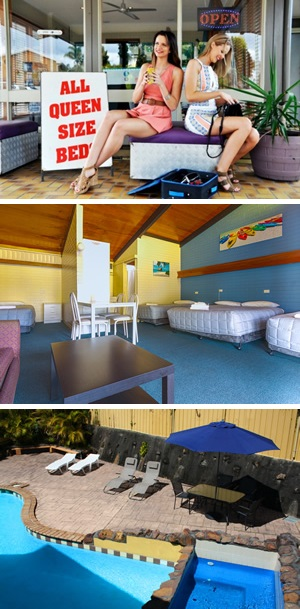 Central Coast Motels