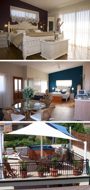 Central Coast Bed and Breakfast