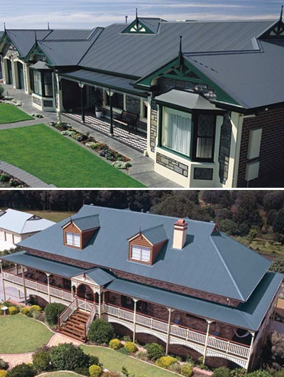 Central Coast Metal Roofing