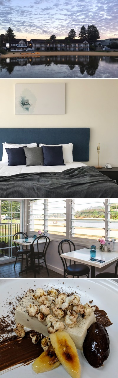 Terrigal Accommodation and Restaurant