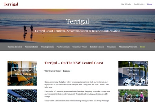 Terrigal Business Advertising